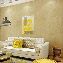 Moderne,Afache reine Vliestapeten Schlafzimmer Wohnzimmer Fernseher Sofa Hintergrund Tapete, C