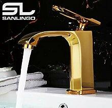 Moderne Bad Design Einhebel Wasserhahn Armatur
