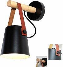 Moderne Bettlampe Chic Elegante Wandlampe