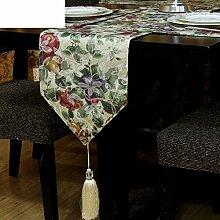 Moderne,chinesische art,couchtisch tischläufer/ländlichen,style table-flag-B 30x220cm(12x87inch)