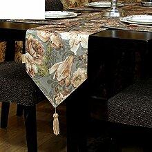 Moderne,chinesische art,couchtisch tischläufer/ländlichen,style table-flag-C 30x45cm(12x18inch)