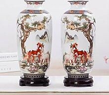Moderne chinesische keramik vase,Ein paar der