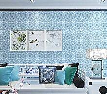 moderne chinesische Tapete Wohnzimmer Schlafzimmer