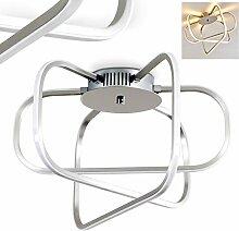 Moderne Deckenlampe Serre im kubistischen Design -