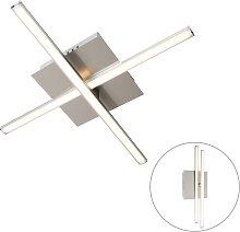 Moderne Deckenleuchte Stahl LED drehbar - Cruz