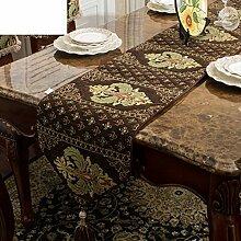 Moderne einfach,table runner stoff in der tabelle/teetisch handtuch/tv schrank handtuch/bett-runner-D 32x180cm(13x71inch)