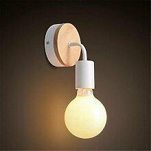 Moderne Einfache Eisen Wand Lampe Kreative