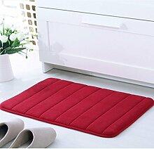 Moderne einfache Mehrfarb-, Teppich-, Tür-Matte, Tür Pedal-Pad, Bad Bad, Bad, Wohnzimmer rutschfeste Matten, Teppich , #6 , 40*120cm