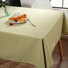 Moderne einfache tischdecke Familien-Tisch Tuch