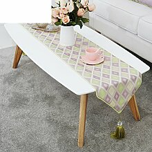 Moderne,einfache tischläufer/dekorativer couchtisch flag/mode,exquisites bett-handtuch/tischläufer-A 30x200cm(12x79inch)