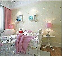 Moderne Einfache Vliesstoff Tapete Schlafzimmer
