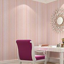 Moderne, einfache Vliestapeten, Wohnzimmer, Schlafzimmer, große Fläche mit Projekten, Hotels, Büros gefüllt, die alten Tapeten, Light Pink