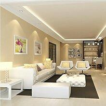 Moderne Einfachen Klaren Wallpaper Wallpaper Schlafzimmer, Wohnzimmer Wandfarbe Aus Tapete,Beige