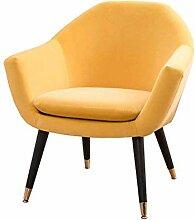 Moderne Esszimmerstühle - Lazy Backrest Chair -