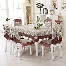 Moderne Garten Tischdecke/Tischdecken/Tischdecke decke/Abdeckung Tuch/Tischdecke decke-I 130x180cm(51x71inch)