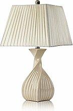 Moderne Keramik Nachtlampe Tischlampe für