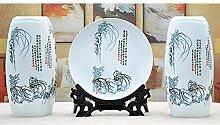 Moderne keramik vase,Chinesische kreative