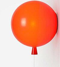 Moderne kinder platz, party, festival - Der Ballon