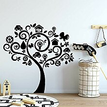 Moderne Kreative Baum Wandaufkleber Kinderzimmer