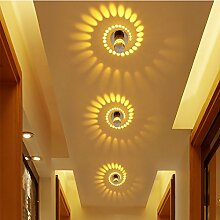 Moderne kreative dekorative Wandlampe der