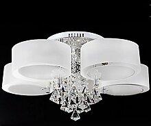 Kristall Led Kronleuchter ~ William 337 acryl lampe günstig online kaufen lionshome