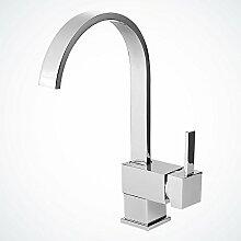 Moderne Küche Yodel/Wet Bar Waschbecken
