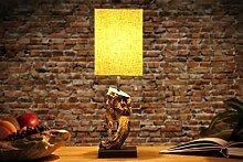 Moderne Lampe 45cm kunstvoll dekoratives Design