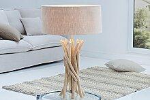 Moderne Lampe 62cm kunstvoll einzigartig aus