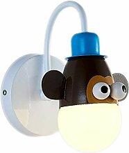 Moderne LED Kinder Wandlampe Nachttischlampe