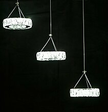 Moderne LED Kristallleuchter-Licht-Lampe für Haus