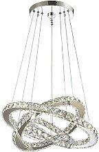 Moderne LED-Kristallleuchter-Licht-Lampen for