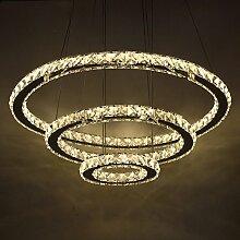 Moderne LED Kristallleuchter Lichter Lampe für