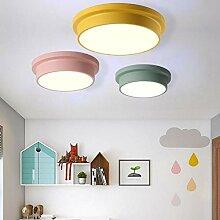 Moderne LED-Lampe Deckenleuchte Durchmesser 27cm