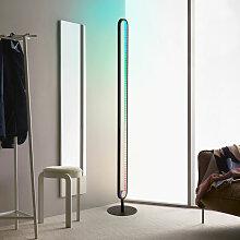 Moderne LED Stehleuchte Fernbedienung RGB Markab
