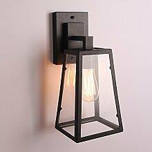 Moderne LED-Wandleuchte Loft Retro Wandlampe