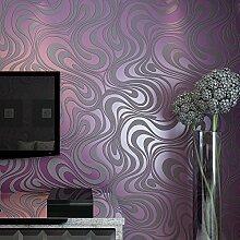 Moderne Luxus-Wandtapete von KeTian, abstrakte