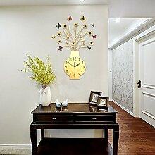 Moderne, Minimalistische Garten Vase Uhr