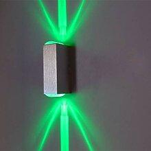 Moderne minimalistische LED-Wandleuchte Veranda