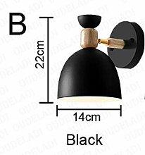 Moderne minimalistische Macaron Wandlampe kreative