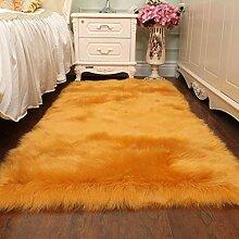 Moderne Minimalistische Plüsch Teppich Home