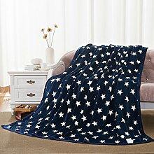 moderne minimalistische Stil Einfarbig Polyester Sofadecken-F 150*200cm(59x79inch)