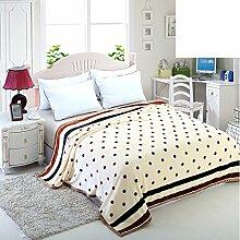 moderne minimalistische Stil Geometrisch Polyester dicker Sofadecken-C 120x200cm(47x79inch)120x200cm(47x79inch)