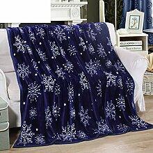 moderne minimalistische Stil Gestreift Blumen/Blumen [verdicken] Polyester Sofadecken-C 150*200cm(59x79inch)