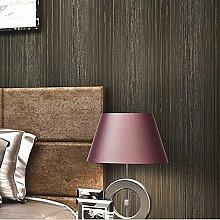 moderne minimalistische Tapeten/gestreift Vlies Tapete/Wohnzimmer Schlafzimmer Tapeten/Den Teppichboden Tapete-A