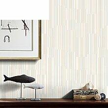 moderne minimalistische Tapeten/Solide Streifen