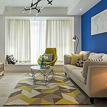 moderne minimalistische Teppiche/Teppich für Wohnzimmer, Teetisch und SofaTeppichTeppich [Übersetzung Substantiv]carpetTeppich, Teppichboden, LäuferrugTeppich, Wolldecke, Decke, Läufer, Vorleger, BettvorlegertapestryTapisserie, Wandteppich, Gobelin, TeppichslickSchlick, Ölteppich, Teppich, Hochglanzmagazinwall hangingWandbehang, Wandteppich, Teppich/Schlafzimmer Mode-A 140x200cm(55x79inch)