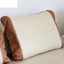Moderne minimalistische Umarmung Kissenbezug/Das Zuckerrohr Sitzkissen deckt/Sofa-Bett Umarmung Kissenbezug-B 50x50cm(20x20inch)