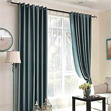 Moderne Minimalistische Verdickung Perlen Samt Alle Shading Schatten Vorhang Tuch Wohnzimmer Schlafzimmer Bucht Fenster Fenster Schattierungen ( farbe : # 1 , größe : 1.5*2.5m )