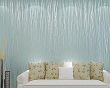 Moderne Minimalistische Vertikale Streifen Schlicht Vliestapete Wohnzimmer Schlafzimmer Tapeten Hintergrund Schaufenster Restaurant,Blue