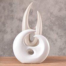 Moderne minimalistische Verzierungen, Wohn / grau Platte dekorative Heimtextilien-Handwerk (# 2)